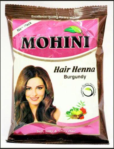 ddc1ddb05 Mohini Hair Henna Pouch Pack at Rs 60 /dozen   Henna Hair Color   ID ...