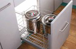 Grain Kitchen Trolley