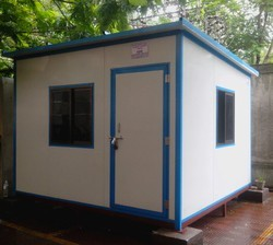 Commercial Prefabricated Portable Cabins