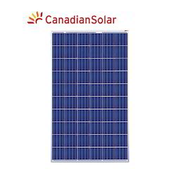 Mount Silicon Canadian Solar Panels, Warranty: 10 - 25 Years**, 36.8V