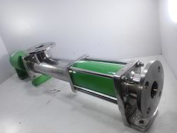 Positive Displacement Screw Pumps