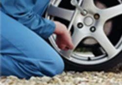Tyre Change Service