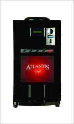 Atlantis Cafe Plus Three Option Hot Beverage Vending Machine