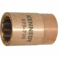 10mm Spark Resistant Socket 1/2 Sq. Dr Al-br