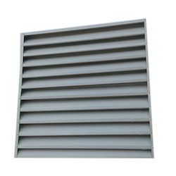 External Weather Louvers