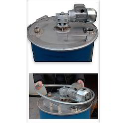 MCP Model - Tank Mixing Equipment