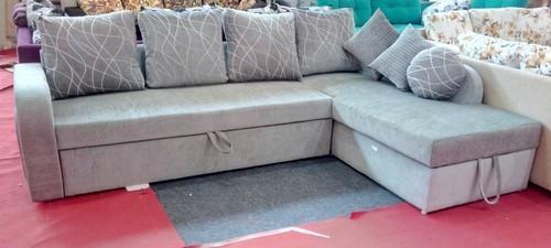 New L Shape Sofa Cumbed With Storage Designer Sofa ड ज इनर