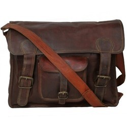 Genuine Leather iPhone Messenger Bag MESS114