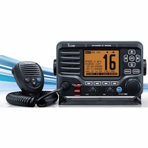 IC-M506 VHF Marine Transceiver, 1400 G, Rs 19900 /piece Gvtel Communication  System | ID: 12705553748