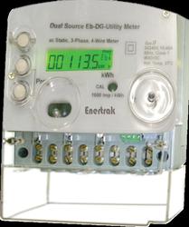 Dual Source Prepayment Meter