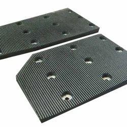 Metal Bonded Rubber Pad