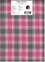 Twill Yarn Dyed Checks Fabrics FM000167