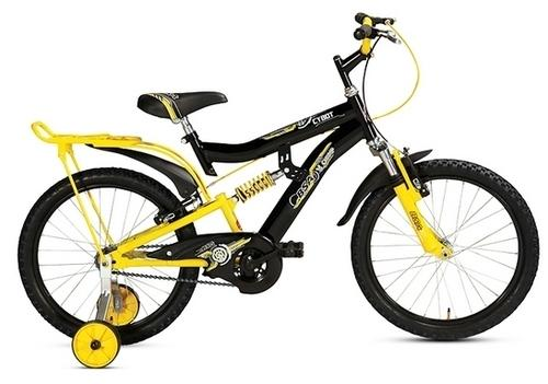 Bsa Cybot Kids Bicycle Black And Yellow At Rs 4246 Kids
