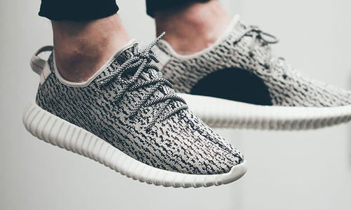 Adidas ADIDAS YEEZY BOOST 350 V2 OREO BY1604 sneakers size men 26.5cm (US8.5) black rank A 102 91J18