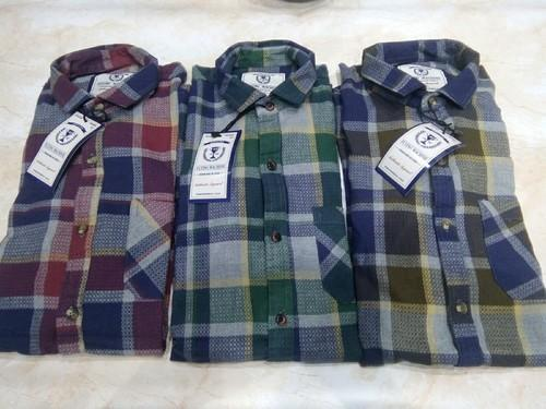Urban desire Checked Slim Fit Men Casual Shirt