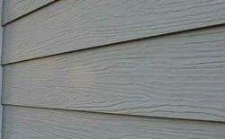 Rectangle Fiber Cement Board Plank, Size: 10ftx6inch