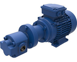 Close Coupled Gear Pump Meg Series