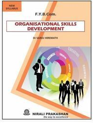 Organisational Skills Development Book
