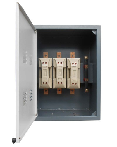 fuse carrier box view specifications details of electrical box rh indiamart com carrier reefer fuse box carrier furnace fuse box