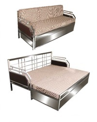 Steel Sofa Cum Bed At Best Price In India