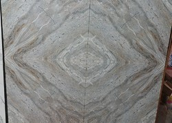 Vitrified Polished Marble Tiles, Thickness: 10 mm