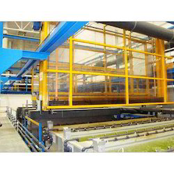 Steel Semi-automatic CED Coating Plant, 440 V