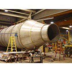 Silo Tank Fabrication Service