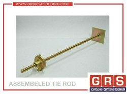 Anchor Nut And Tie Rod