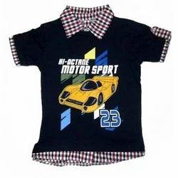 Cotton Polo Kids T-Shirt