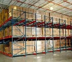 Industrial Racks Fifo Flow Rack System Manufacturer From