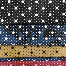 Dotted Printed Fabric