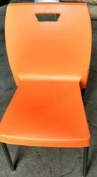 Metal Marvella Cafe Chair