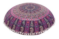Urban Large Cotton Mandala Floor Pillow