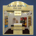 Wooden Customized Stall Fabrication Service