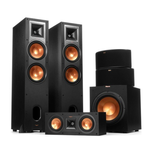 Klipsch R 26f 5 1 Home Cinema System Bose Home Theater
