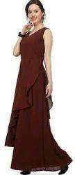 Party Wear Long Maxi Dress
