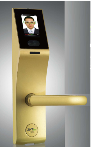 Face Recognition Door Lock Brushed Rs 39500 Piece