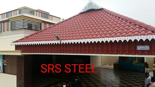 Tile Roofing Sheet At Rs 200 Square Feet Tile Roof