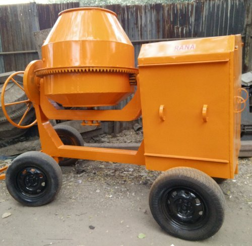 Concrete Mixers - Laboratory Concrete Mixer Manufacturer from Delhi