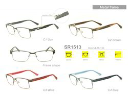 SR1513 Metal Designer Eyewear