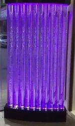 Clear Bamboo Bubble Fountain