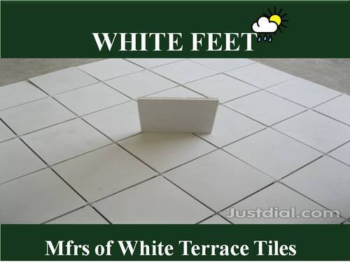 Roof Tiles And Water Proof Tiles Manufacturer White Feet