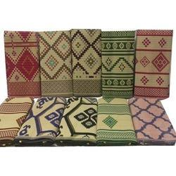 PP Cross Jacquard Mats