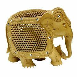 Elephant Trunk Down Netting Work WC016
