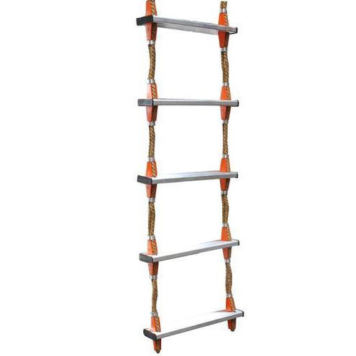 Rope Ladder - Aluminium Rope Ladder Manufacturer from New Delhi