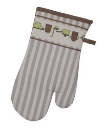 Cotton Printed kitchen Glove