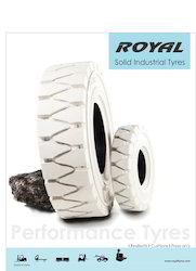 Non- Marking Tyres