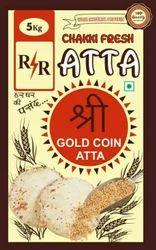 Shakti Bhog Atta Wheat Flour, Pack Type: Plastic Bag, for Chapatis
