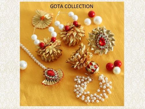 Wedding Gift For 500 Rs : Gota Jewellery For Weddings, Wedding Gifts - Yashtika Designs, Navi ...