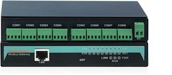 8 Port  Ethernet Modbus Converter RS485/422